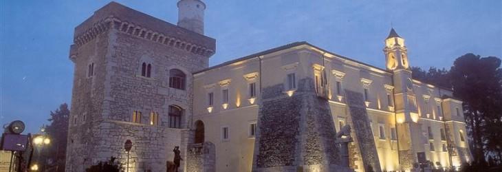 Rocca dei Rettori - notturno ANTONIO CITRIGNO